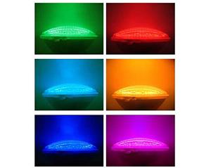 Illuminazione LED Piscina Palermo